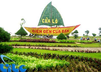 Vé máy bay  Phú Bài đi Nghệ An
